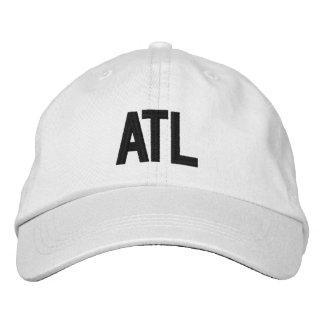 Boné Bordado Chapéu ajustável personalizado Geórgia de ATL