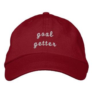 Boné Bordado Chapéu ajustável personalizado getter do objetivo