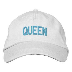 Boné Bordado Chapéu ajustável personalizado rainha 72429558605