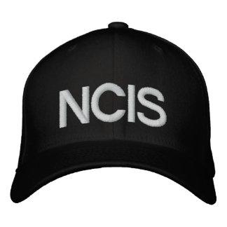 Boné Bordado Chapéu autêntico da cena do crime/invasão de NCIS