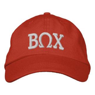 Boné Bordado Chapéu bordado ajustável do beta qui de Omega