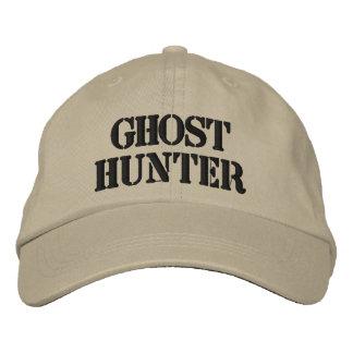 Boné Bordado Chapéu bordado caçador do fantasma