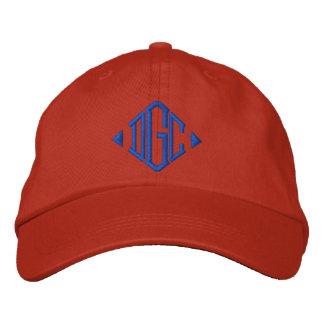 Boné Bordado Chapéu bordado costume com seu monograma