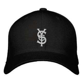 Boné Bordado Chapéu bordado costume do crachá de SYC