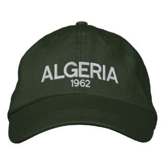 Boné Bordado Chapéu bordado de Argélia 1962