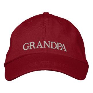 Boné Bordado Chapéu bordado do vovô