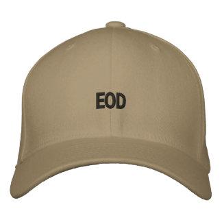 Boné Bordado chapéu bordado eod