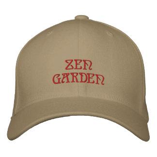 Boné Bordado Chapéu bordado JARDIM do ZEN
