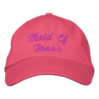 Boné Bordado Chapéu bordado madrinha de casamento
