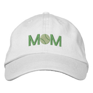 Boné Bordado Chapéu bordado mamã do tênis