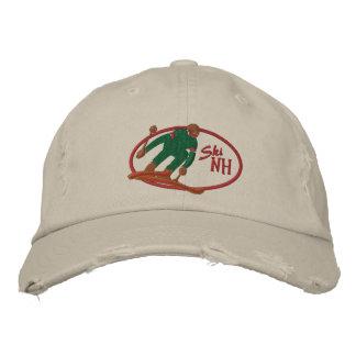 Boné Bordado Chapéu bordado NH do esqui