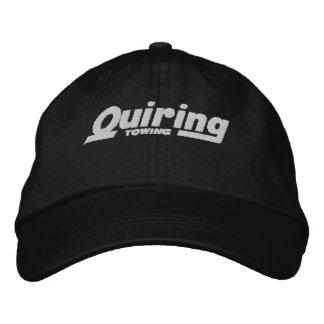 Boné Bordado Chapéu bordado reboque de Quiring