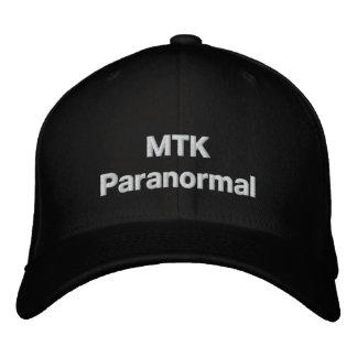 Boné Bordado Chapéu da equipe de MTKParanormal