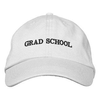 Boné Bordado Chapéu da escola do formando