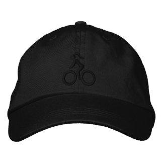 Boné Bordado Chapéu da menina do ciclo