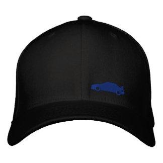 Boné Bordado Chapéu da silhueta do carro de Subaru Wrx