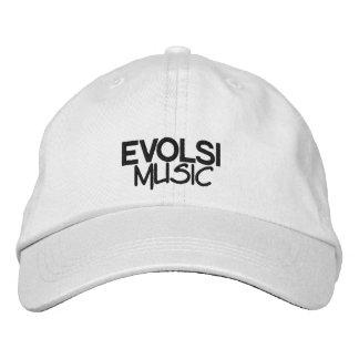 Boné Bordado Chapéu de basebol da música de EVOLSI