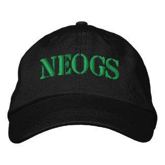 Boné Bordado Chapéu de basebol de NEOGS