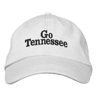 Boné Bordado Chapéu de basebol de Tennessee