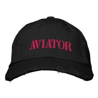 Boné Bordado Chapéu de basebol do aviador