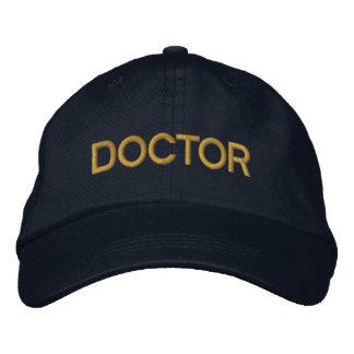 Boné Bordado Chapéu de basebol do doutor Embroidered - marinho