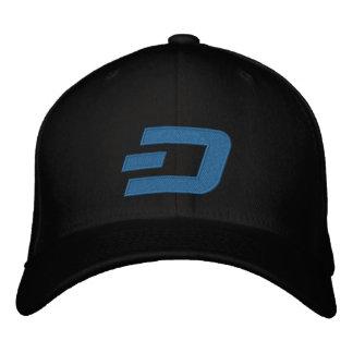 Boné Bordado Chapéu de basebol H1 do TRAÇO