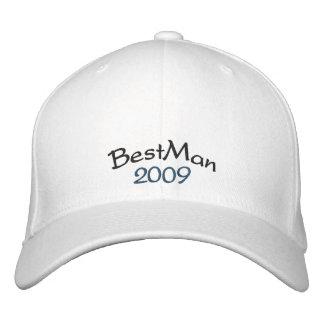 Boné Bordado Chapéu de BestMan - personalizado - personalizado