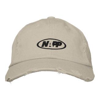 Boné Bordado Chapéu de NAPP