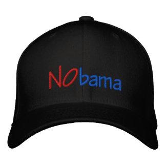 Boné Bordado Chapéu de NObama