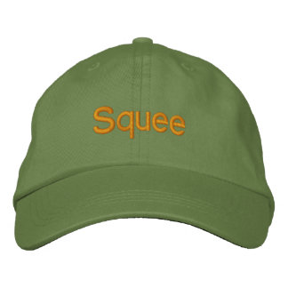 Boné Bordado Chapéu de Squee Fangirl