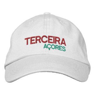 Boné Bordado Chapéu de Terceira* Açores