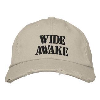 Boné Bordado Chapéu desperto