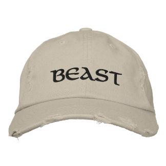 Boné Bordado chapéu do animal