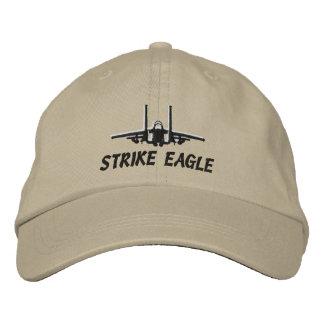 Boné Bordado Chapéu do golfe de F-15E