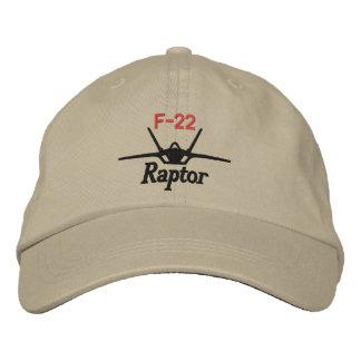 Boné Bordado Chapéu do golfe F-22