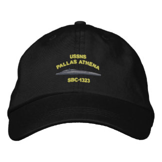 Boné Bordado Chapéu do grupo de Pallas Athena