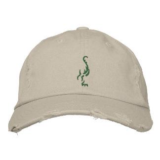 Boné Bordado Chapéu do logotipo de Hodag