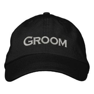 Boné Bordado Chapéu do NOIVO
