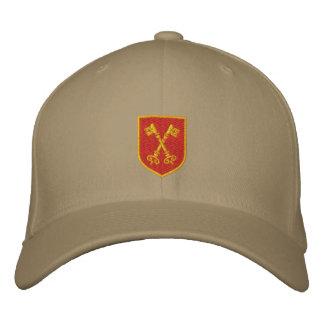 Boné Bordado Chapéu do papa Chave
