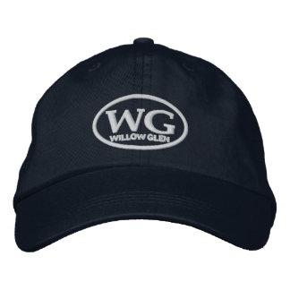 Boné Bordado Chapéu do WG