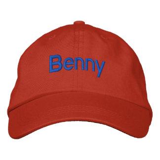 Boné Bordado Chapéu Epistemic de Benny