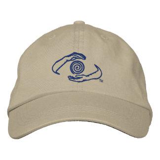 Boné Bordado Chapéu espiral do qui