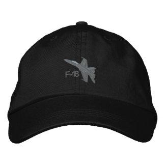 Boné Bordado Chapéu F-18 bordado zangão