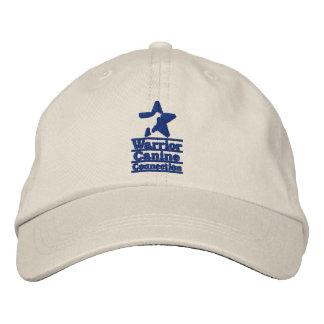 Boné Bordado Chapéu leve, logotipo do marinho WCC