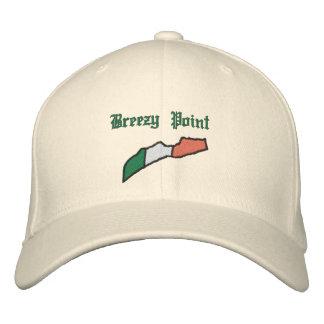 Boné Bordado Chapéu ventoso do irlandês do ponto