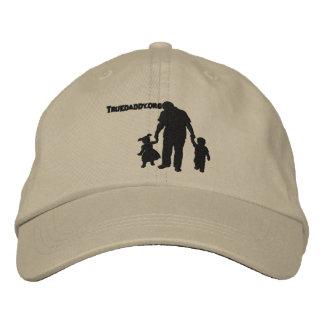 Boné Bordado Chapéu verdadeiro do pai