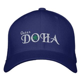 Boné Bordado Cidade de Doha - Qatar