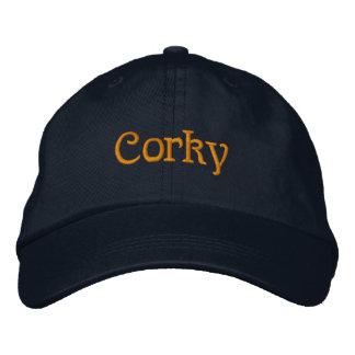Boné Bordado Corky