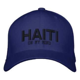 BONÉ BORDADO COSTUME HAITI DE AFRICANKOKO