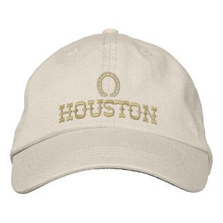 Boné bordado de Houston Texas